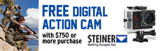 Free Digital Action Camera from Steiner