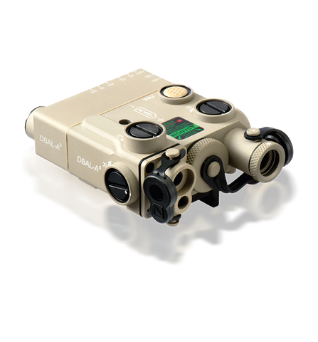 DBAL-A3 : Civilian Dual Beam Aiming Laser - Advanced 3 (DESERT SAND)