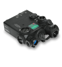 DBAL-I2 : Dual Beam Aiming Laser - IR Pointer & Illuminator