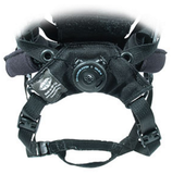 L4 Series NVG Skull Lock with Integrated Shroud, Team Wendy Harness