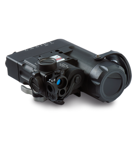 DBAL-D2 Dual Beam Aiming Green & IR Lasers with IR LED Illuminator