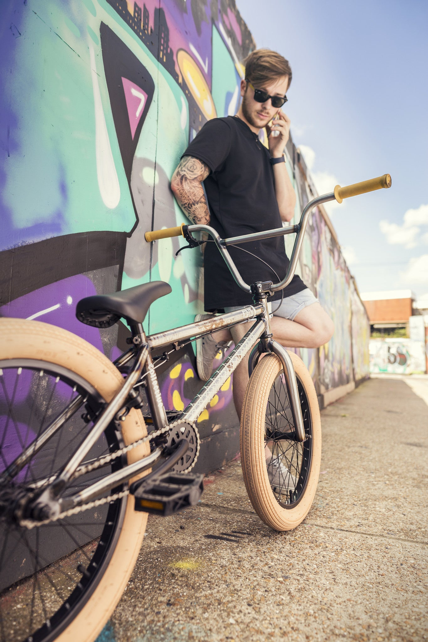 The Story Behind Collective Bikes - Quality and Affordable BMX Bikes