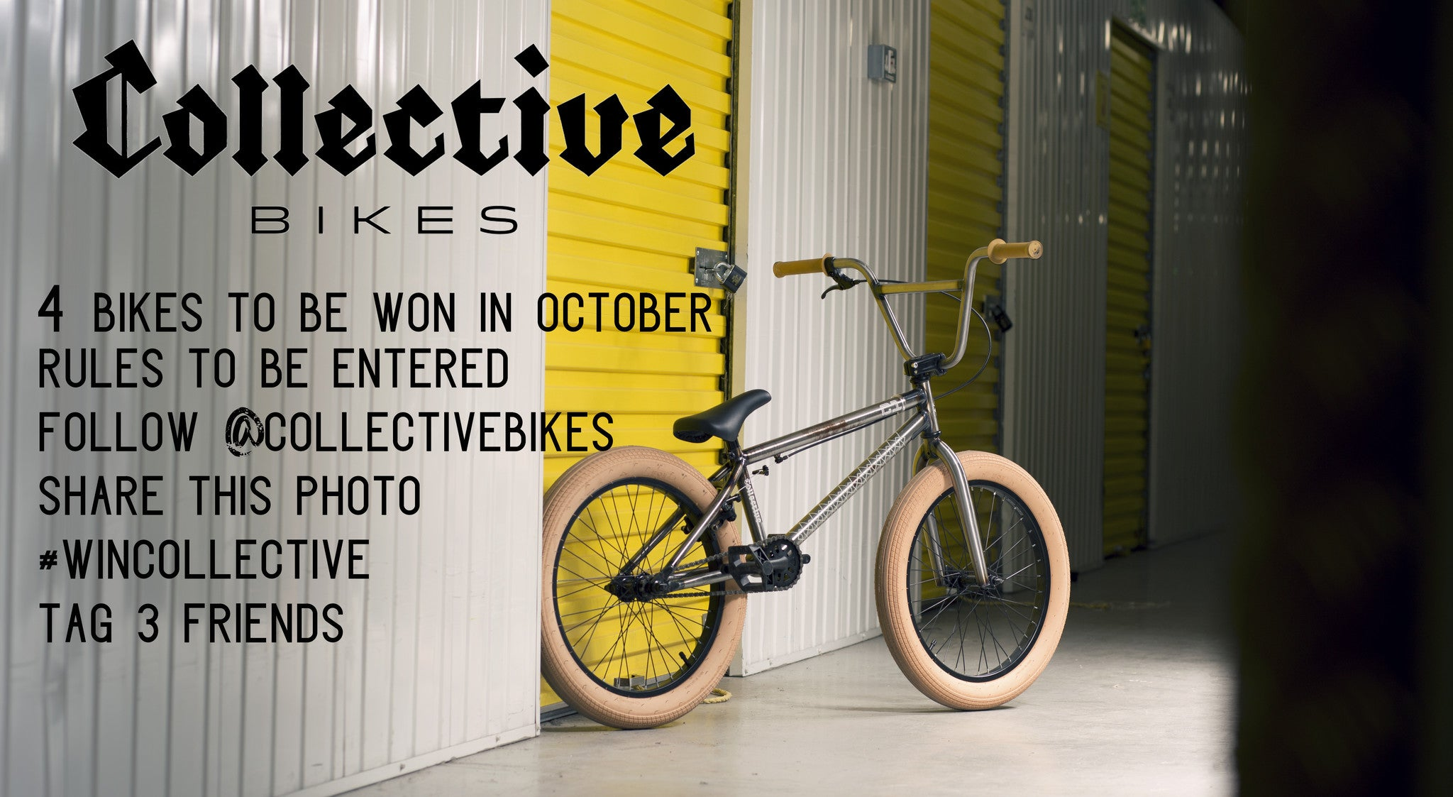Win a FREE! Collective Bikes C1