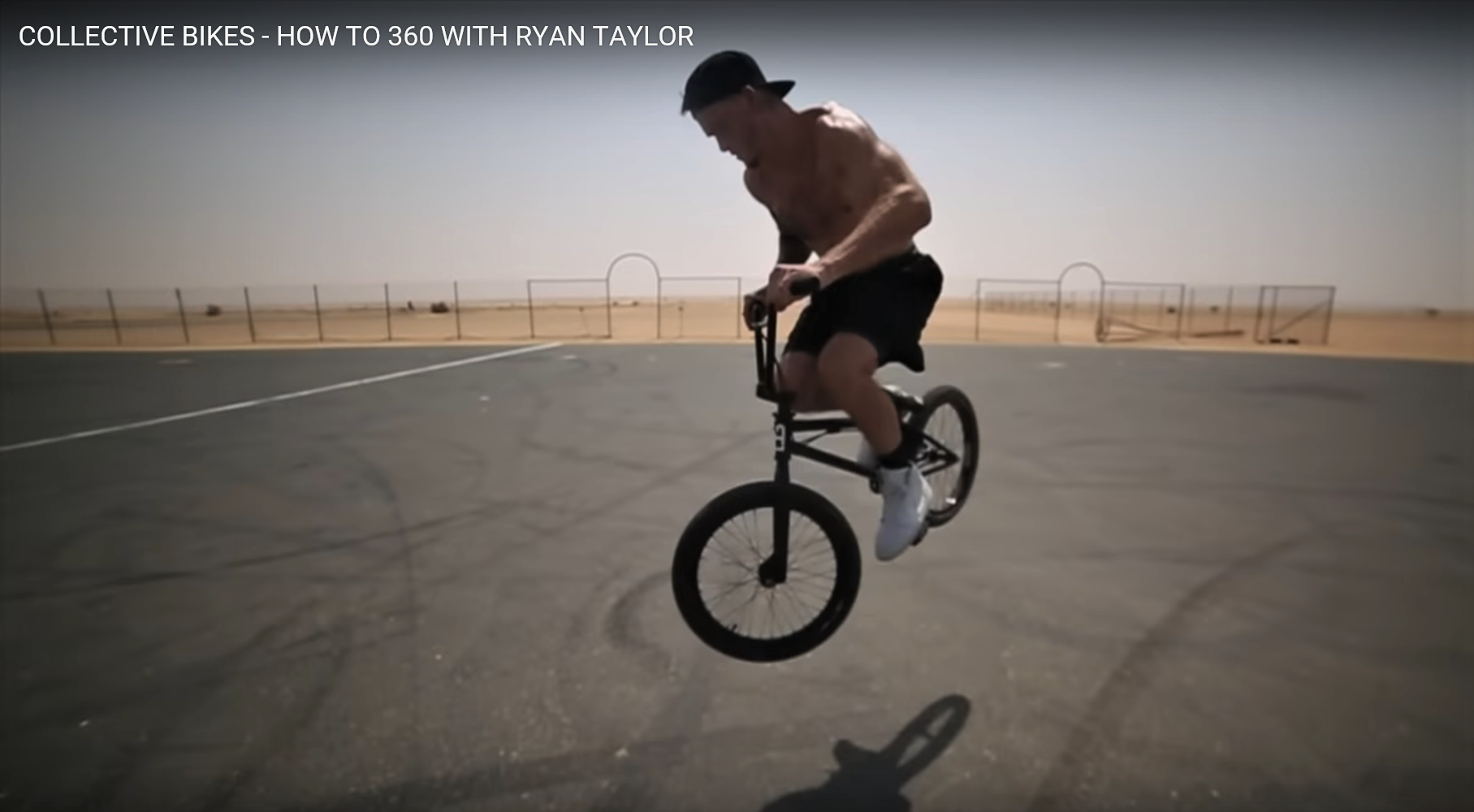 HOW TO 360 WITH RYAN TAYLOR - COLLECTIVE BIKES