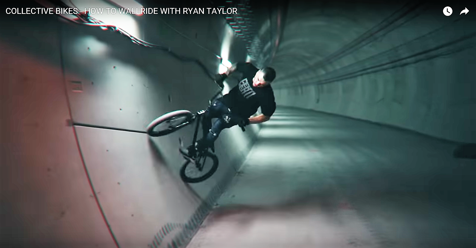 COLLECTIVE BIKES – HOW TO WALLRIDE WITH RYAN TAYLOR