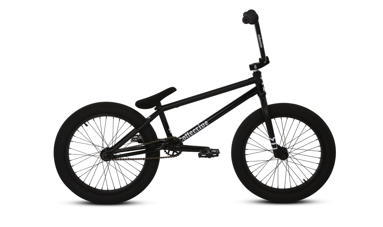 NEW COLLECTIVE BIKES X VOCAL / FIRMA BMX RT1 COMPLETE BMX BIKE BY RYAN TAYLOR