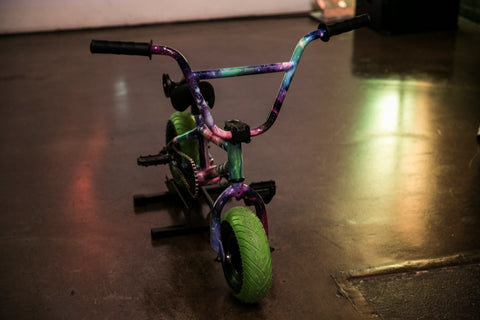 Bounce mini BMX Galaxy