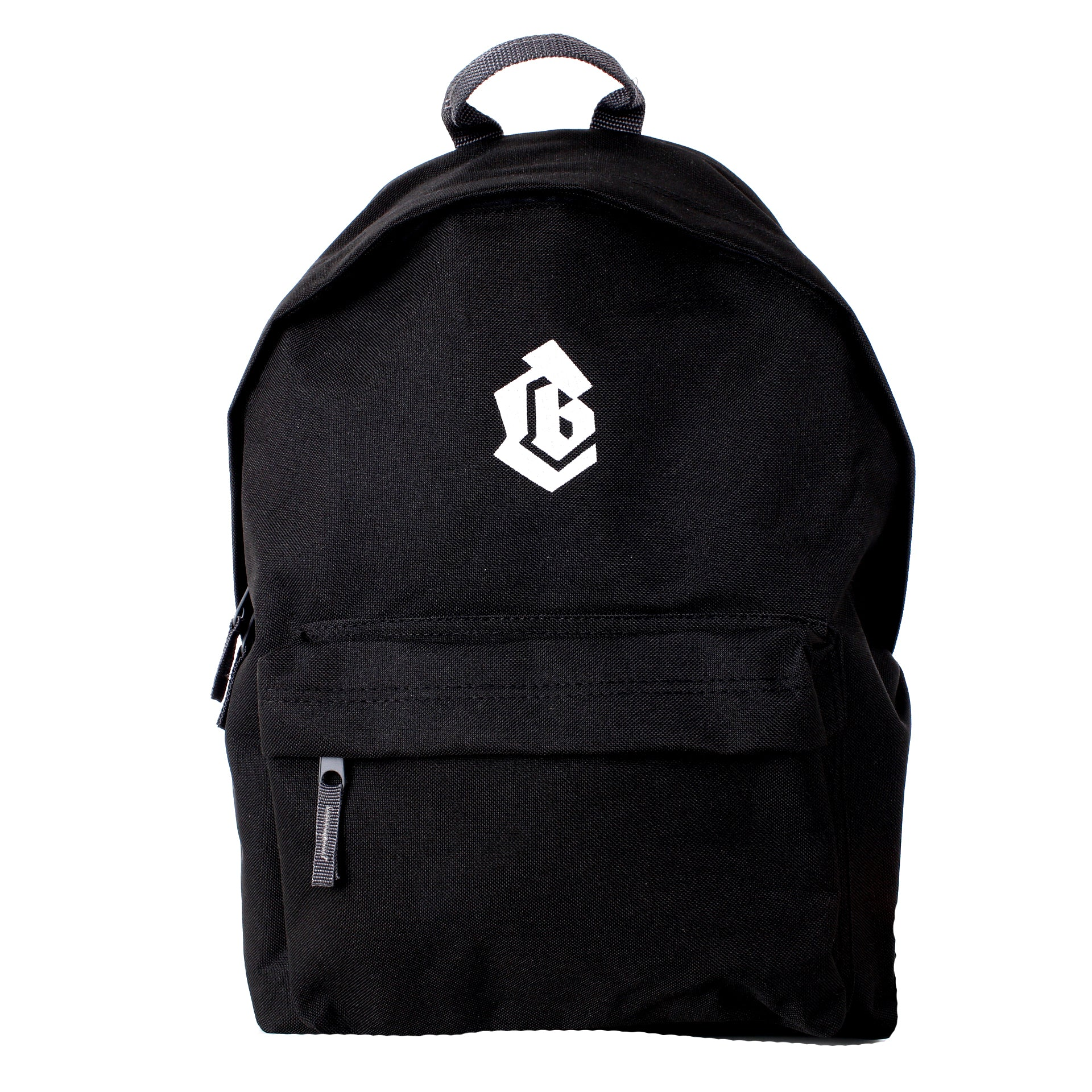 COLLECTIVE BIKES 'LOGO' BACKPACK - BLACK AND WHITE - Collective Bikes