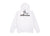 COLLECTIVE BIKES 'CLASSIC' HOODIE - WHITE