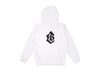 COLLECTIVE BIKES 'DEFINITION' HOODIE - WHITE