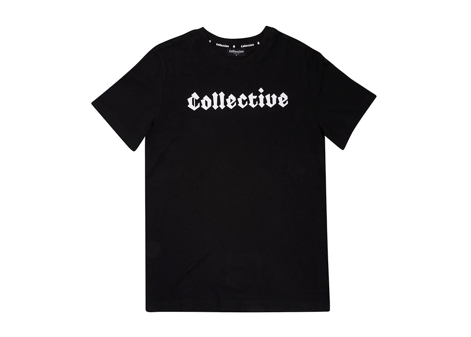 Collective 'CLASSIC' Tee BLACK