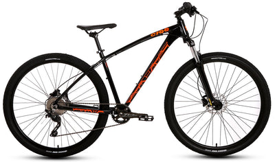 COLLECTIVE C100 MTB - Black - Collective Bikes