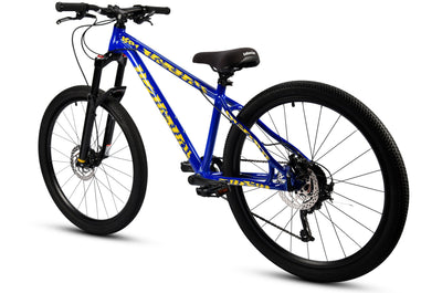 COLLECTIVE KP1 MTB - BLUE YELLOW