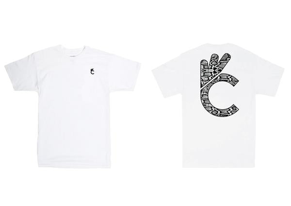 CERTIFIED 'SNAKE' T-SHIRT - Collective Bikes