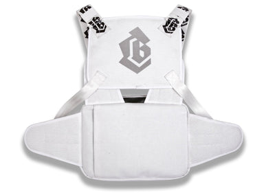 COLLECTIVE 'CHEST RIG' WHITE