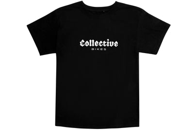 COLLECTIVE BIKES & MONOGRAM KIDS T-SHIRT - Collective Bikes