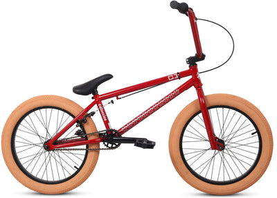 Collective C1 Complete BMX Red - Collective Bikes