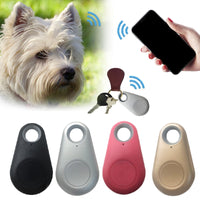Pets Smart Mini GPS Tracker Anti-Lost Waterproof Bluetooth Tracer For Pets