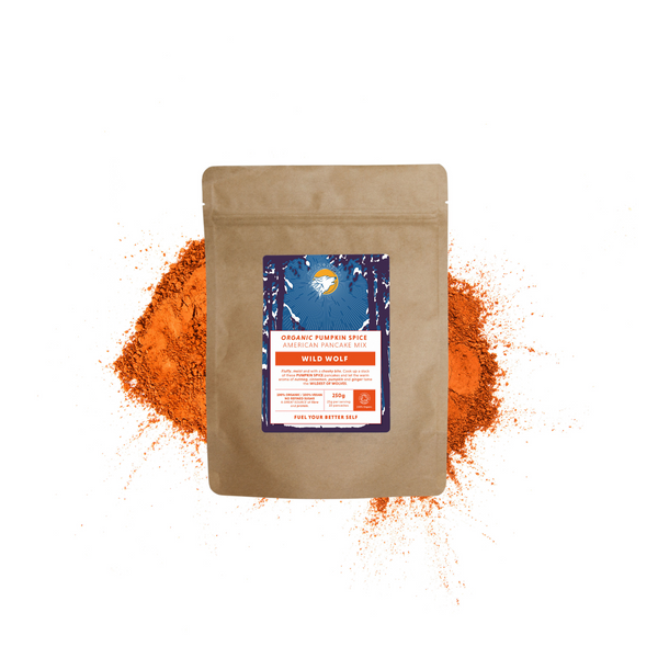 Wild Wolf | Organic Pumpkin Spice | SOLD OUT