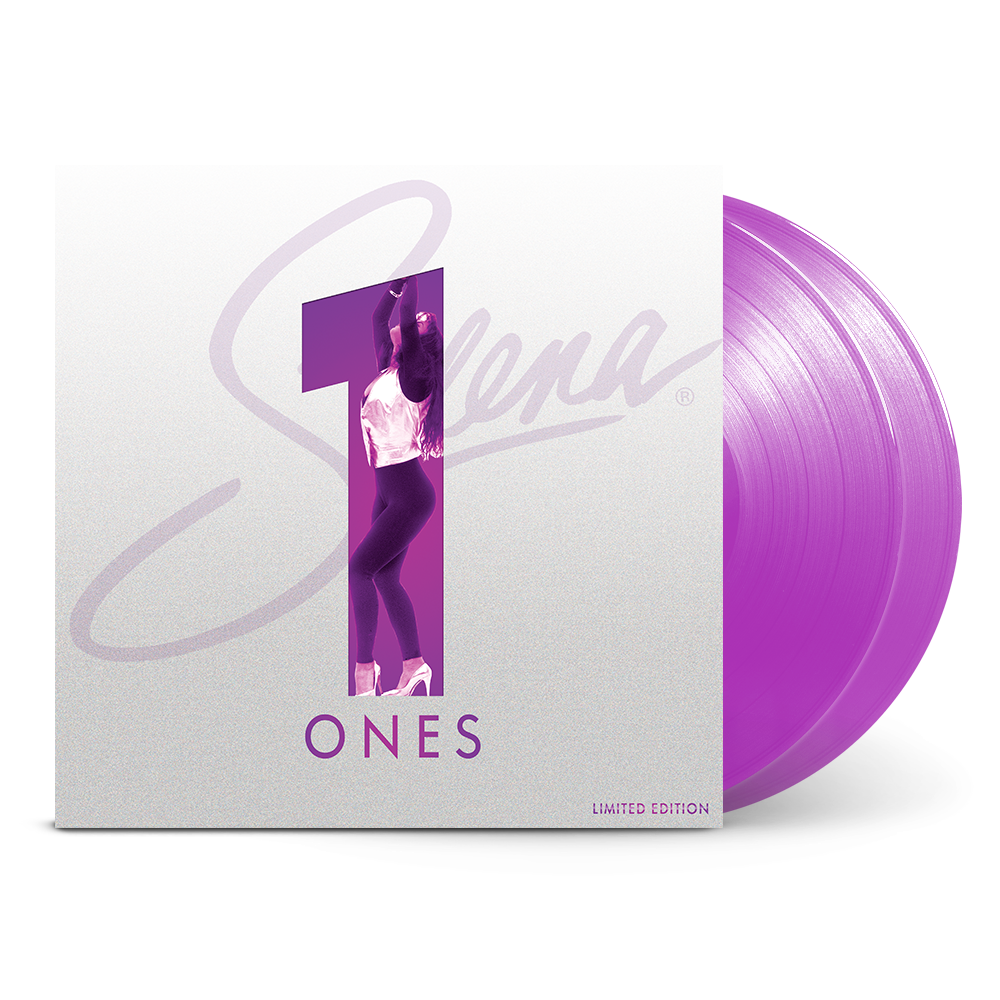 "Selena ""Ones"" Double LP"
