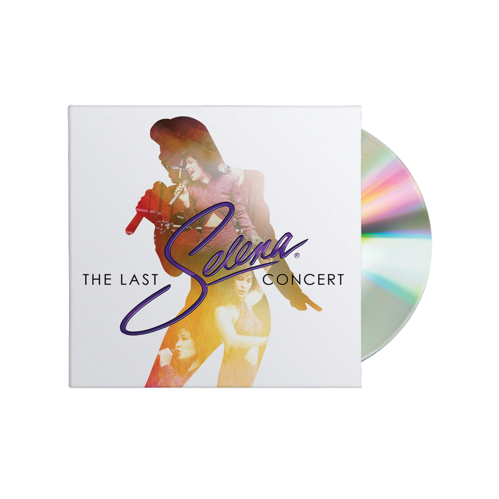 """The Last Concert"" CD/DVD"