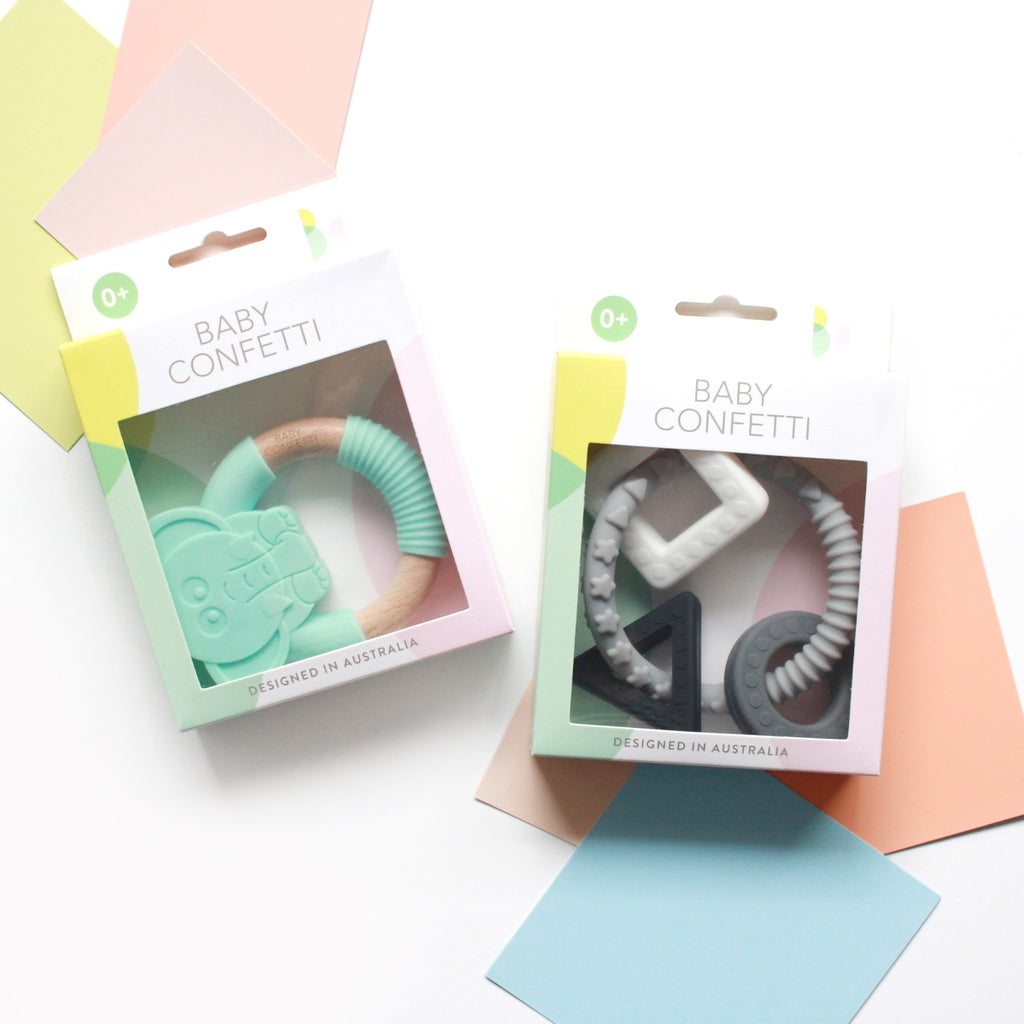 SOOTHER HOLDER GIFT BOX PACKAGING
