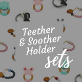 GIFT SET (Soother Holder + 1 Teether)