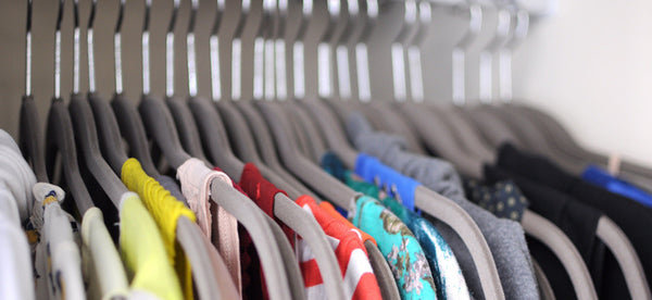 Organize your Closet in 5 Quick Steps