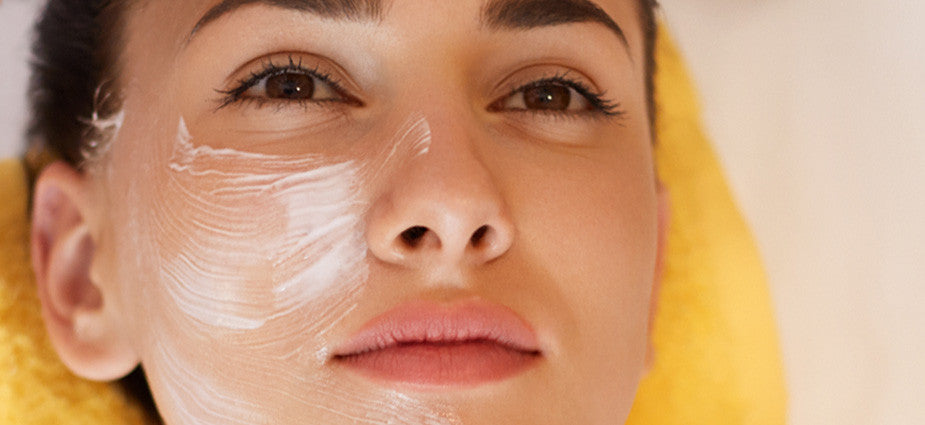 EXFOLIATING 101 FOR DRY SKIN
