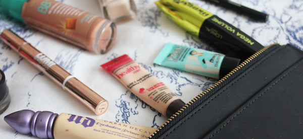 How to organize your makeup bag