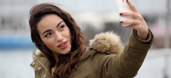 Take the perfect selfie, photographs, style