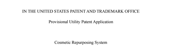 Startup Patent Denver FIXY