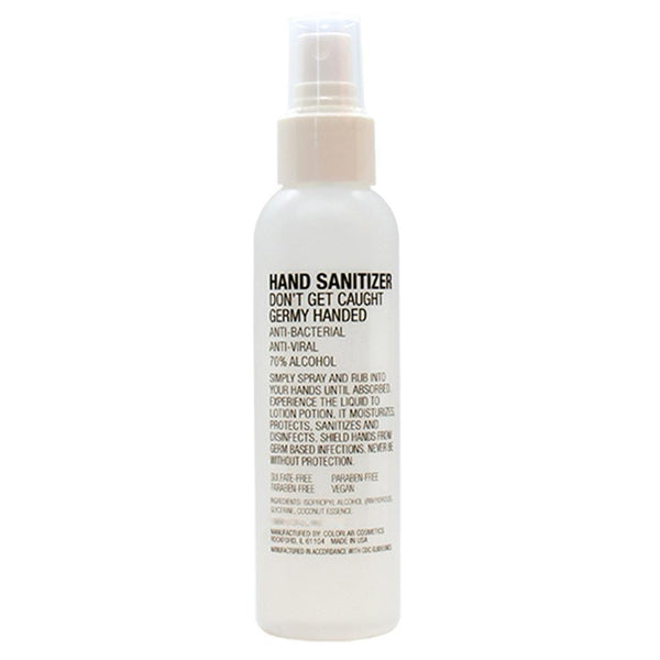 Moisturizing Hand Sanitizer with Coconut Essence - 1 oz.