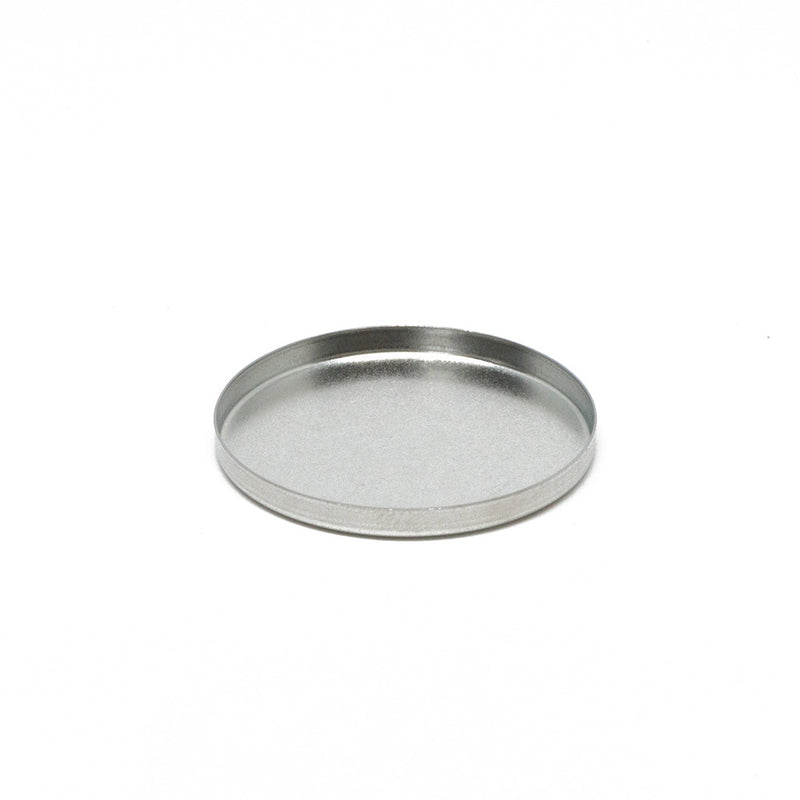 Magnetic Makeup Tin Magnetic Pan for use in magnetic makeup palette