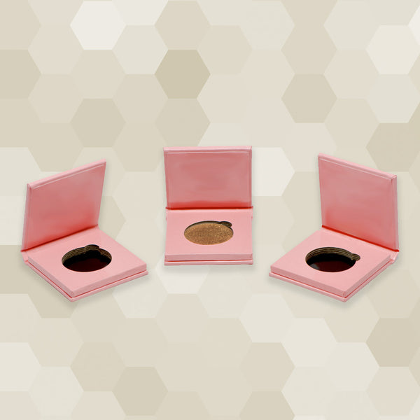 FIXY Small Empty Magnetic Eyeshadow Compact