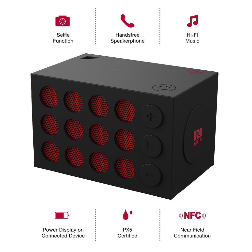 SOUND CELL™ -  Compact IPX5 Bluetooth Speaker