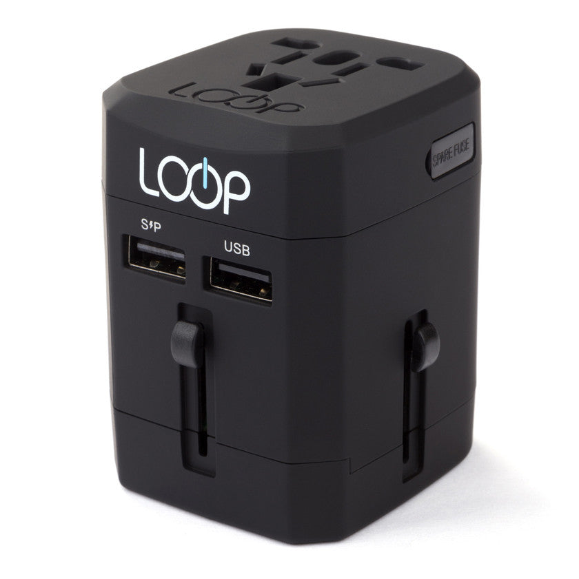 World Adapter Plug 3.0