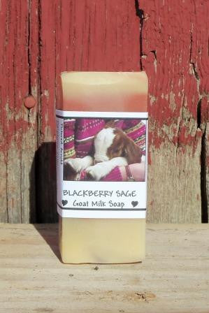 Blackberry Sage Bar
