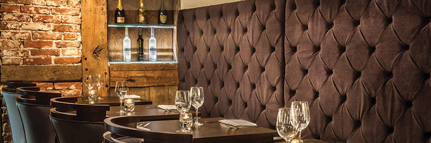 Your Guide to Banquette Seating and Restaurant Seating