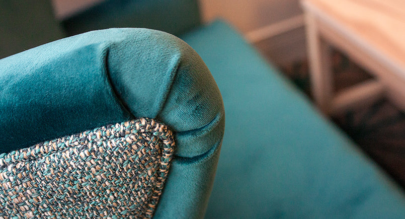 Tips for how to care for velvet furniture