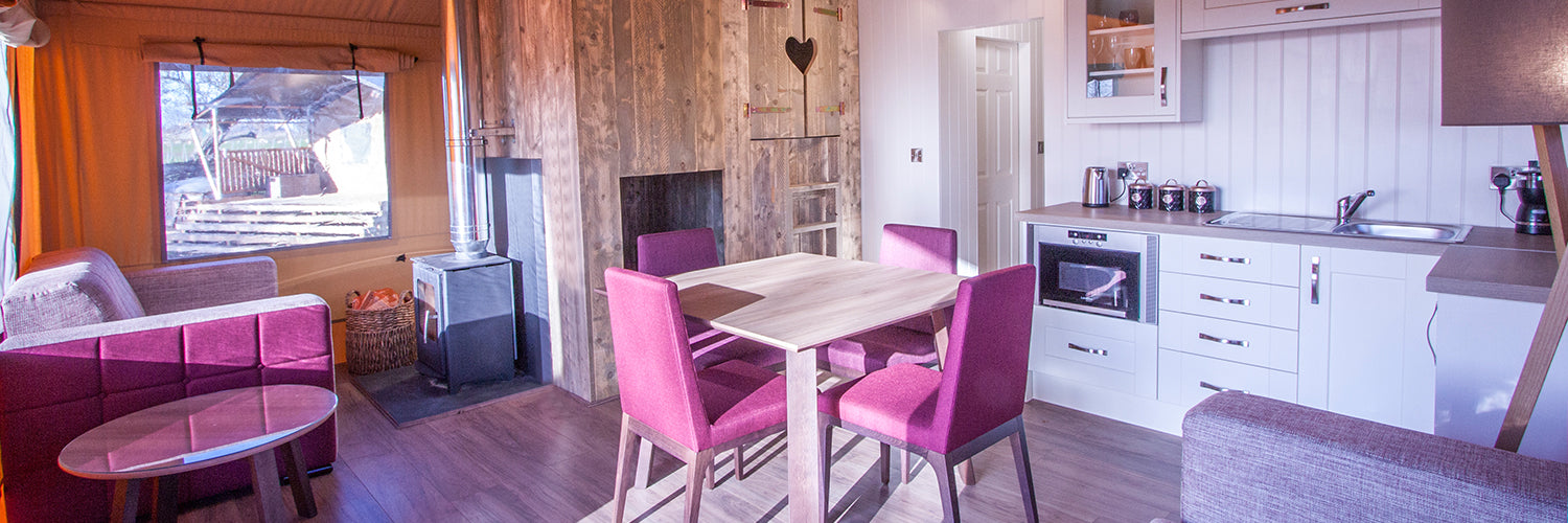 burgundy dining chairs around contract table