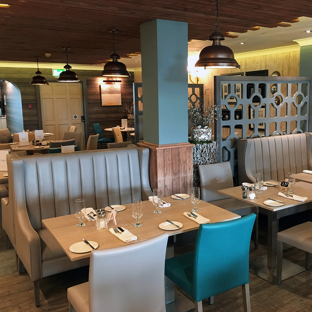 Custom Banquette Seating: Bespoke Banquette Seating