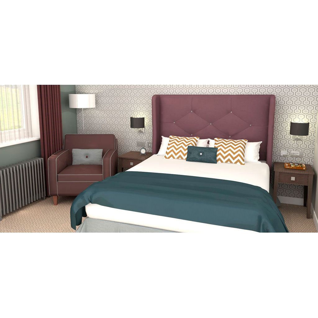Airlie Hotel Headboard 11007 - Room Set