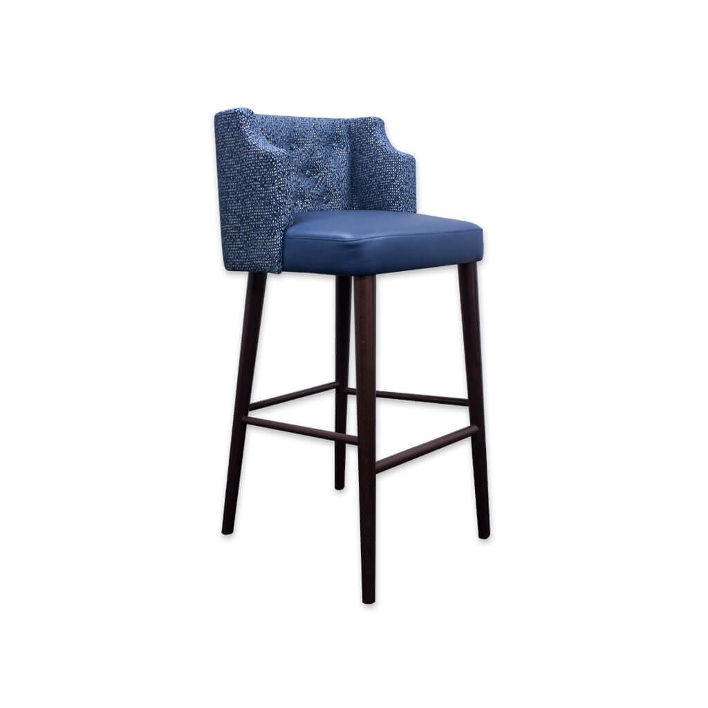 Ariel Contract Bar Stool 6057 BR1 - Designers Image