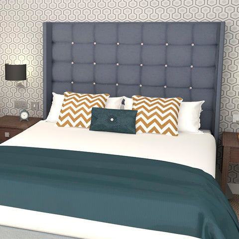 Braidy Hotel Headboard 11005