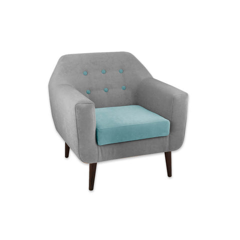 Dakota Lounge Chair 1020 LC