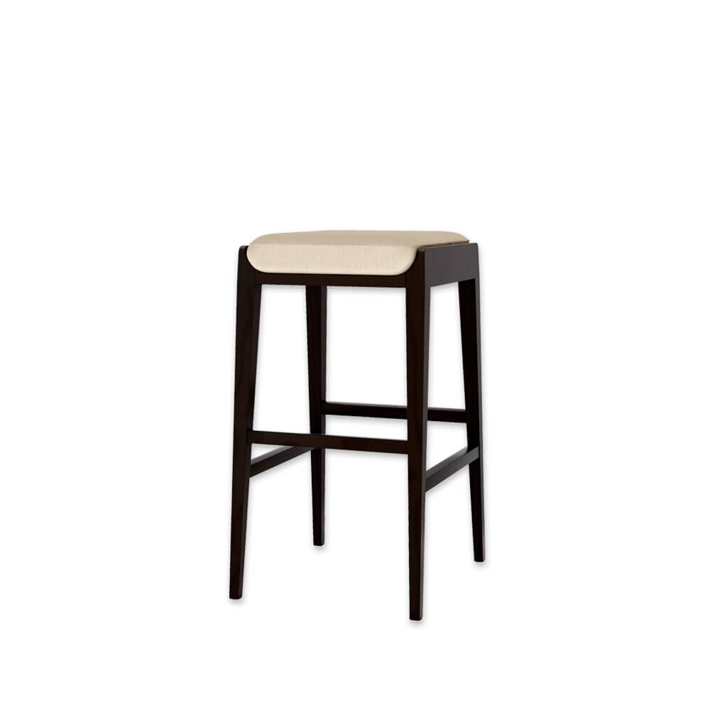Mika Contract Bar Stool 6021 BR2 - Designers Image