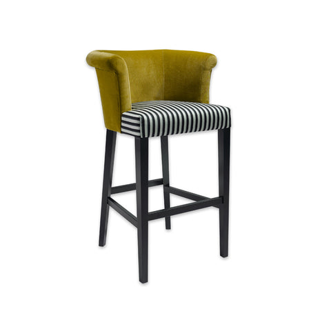 Perth Contract Bar Stool 6014 BR1