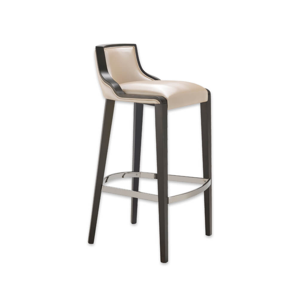 River Contract Bar Stool 6033 BR1 - Designers Image