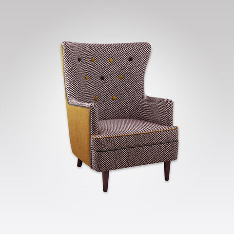 Rocco Lounge Chair 1008 LC